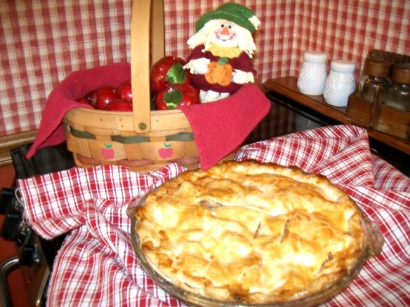My Yellow Farmhouse - Apple Pie