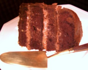 FOR BLOG - Bacardi Chocolate Cake with Creamy Chocolate Frosting-slice-fixed march