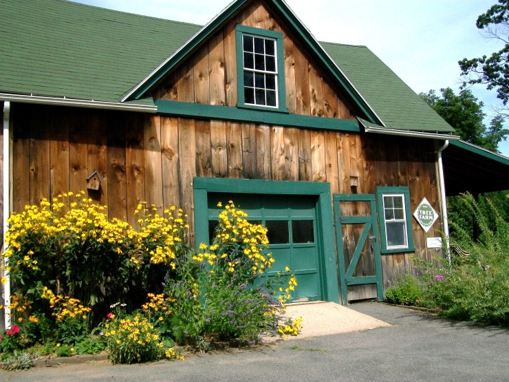 My Barn @ myyellowfarmhouse.com