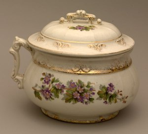chamberpot - courtesy of Nat'l Park Service