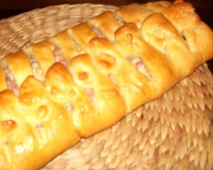 Ham and Swiss Bread - myyellowfarmhouse.com (2)