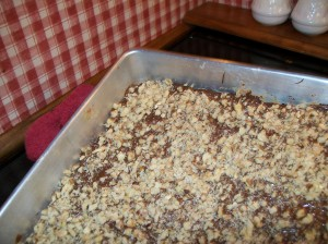 Use - M & C Choc Oatmeal Bars