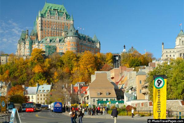 Quebec City - Quebec, Canada