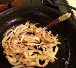 Saffron Rice and Chutney Shrimp