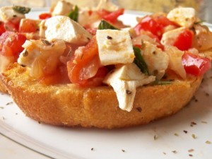 ChoJohn - recipe Crostini e Bruschette