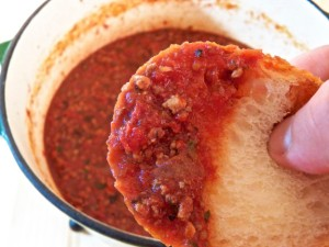 John's Basic Meat Sauce Recipe