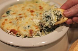 Lindsay's - spinach-artichoke-dip