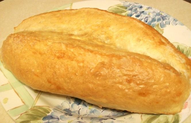 Rustic Italian Bread - myyellowfarmhouse.com
