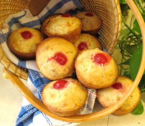 Tropical Muffins - USE - 3RD