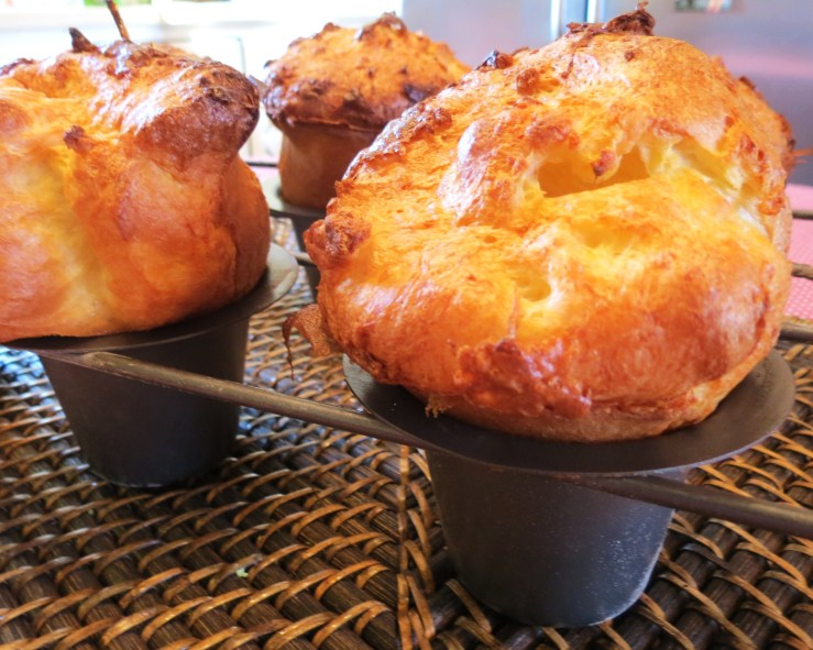 USE - Popovers - 2nd try - Julia Child