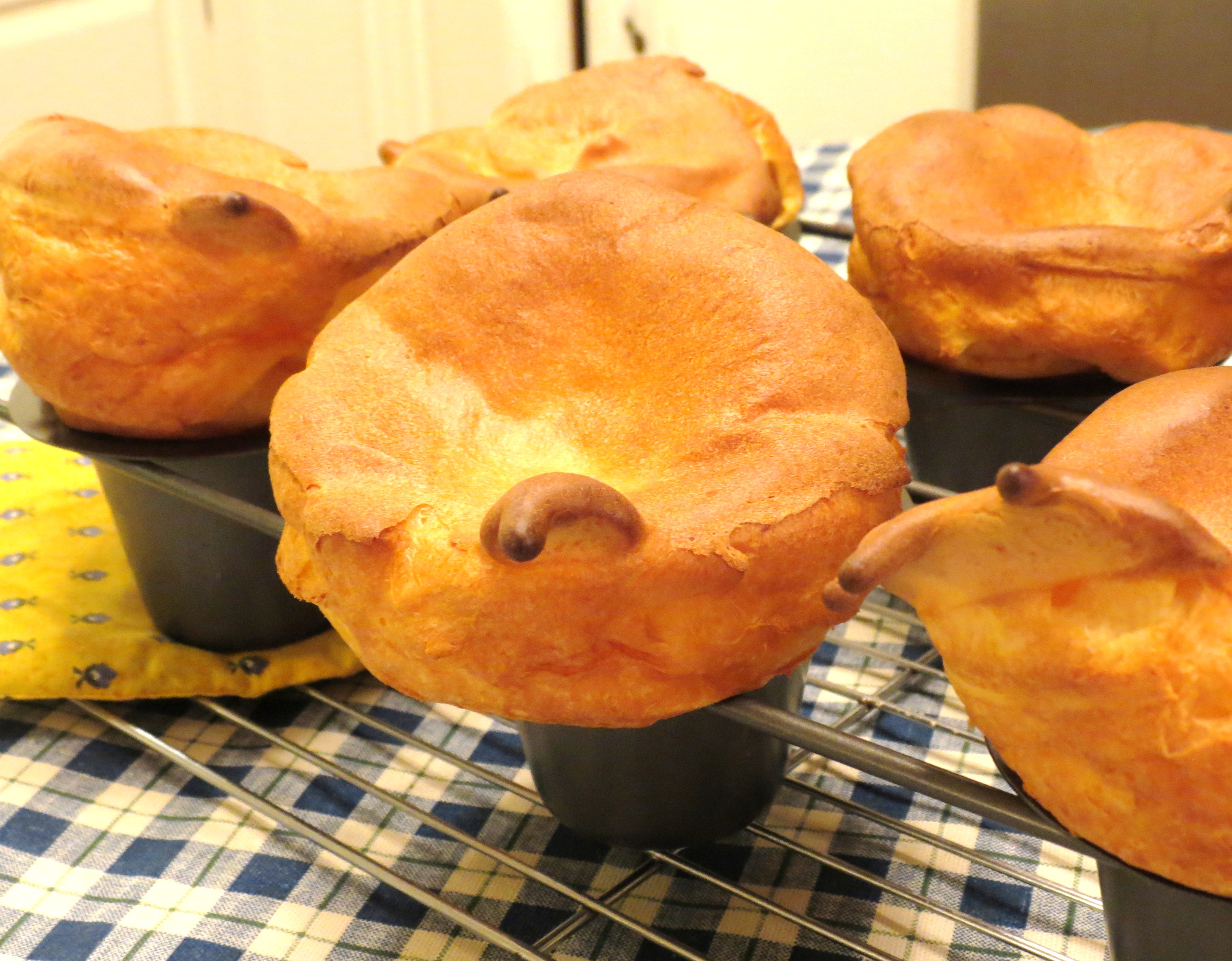 The Popover Experiment – Recipe No. 1 – Brown 'n Crusty on ...