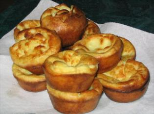 Muffin Yorkshire Pudding - courtesy of All Recipes