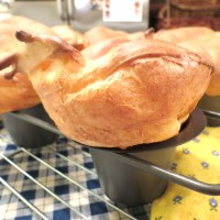'The Popover Experiment' - Recipe No. 3 ....  Chewy Outside - Fluffy & Moist Inside