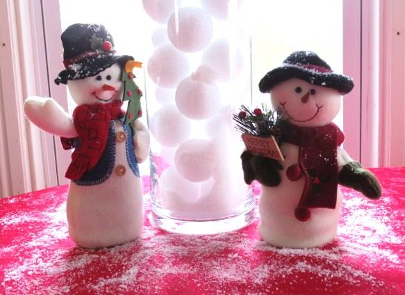 Snowmen and Snow - 2013
