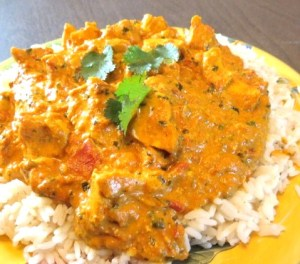 Chicken Tikka Masala - My Yellow Farmhouse.com