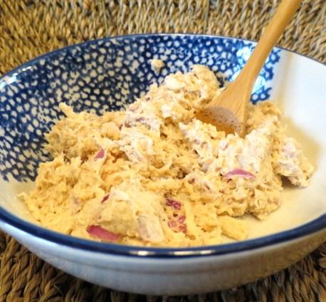 Crispy Tuna Patties - My Yellow Farmhouse