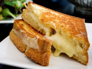 Grilled Cheese - Photo Courtesy of Bouchon Bakery and Serious Eats.com
