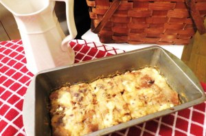 Not Your Grandmother's Bread Pudding - myyellowfarmhouse.com