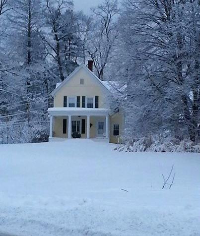 House - Valentine's Day 2014 - My Yellow Farmhouse