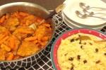 Moroccan Chicken and Couscous - myyellowfarmhouse.com