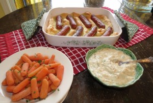 Toad in the Hole - My Yellow Farmhouse