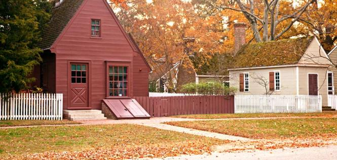Colonial Williamsburg  - colonial-house.ashx