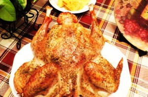Roasted Turkey, or Chicken,  In a Hurry.. My Yellow Farmhouse.com