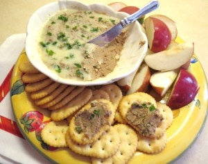 Pate Made with Shallots and Brandy - My Yellow Farmhouse