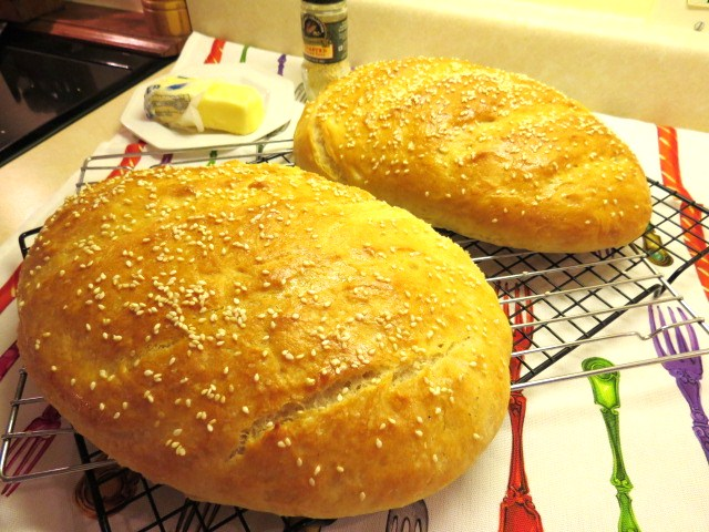 Possibly the Easiest Bread You'll Ever Make! - My Yellow Farmhouse.com