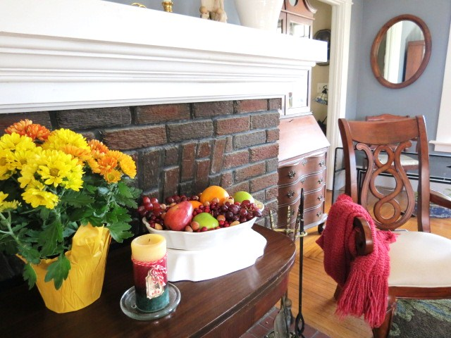 My Yellow Farmhouse.com - Make-Ahead Turkey Dinner