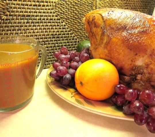 Roasted Turkey Breast )or Turkey( and Savory Gravy - My Yellow Farmhouse.com