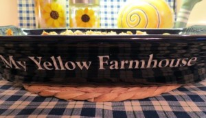 Use - My Yellow Farmhouse casserole