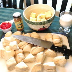 Monkey Bread - My Yellow Farmhouse.com
