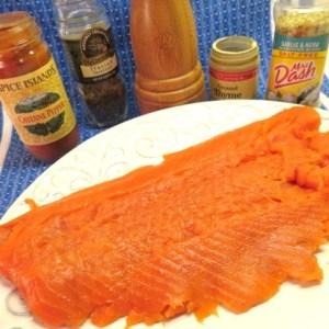 1 - Herbed Blackened Salmon - My Yellow Farmhouse.com