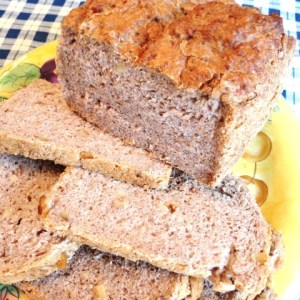 Oatmeal and Wholewheat Bread - My Yellow Farmhouse.com