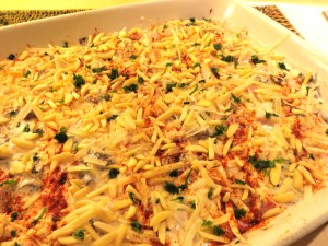 Ham, Chicken and Potato Bake - - myyellowfarmhouse.com
