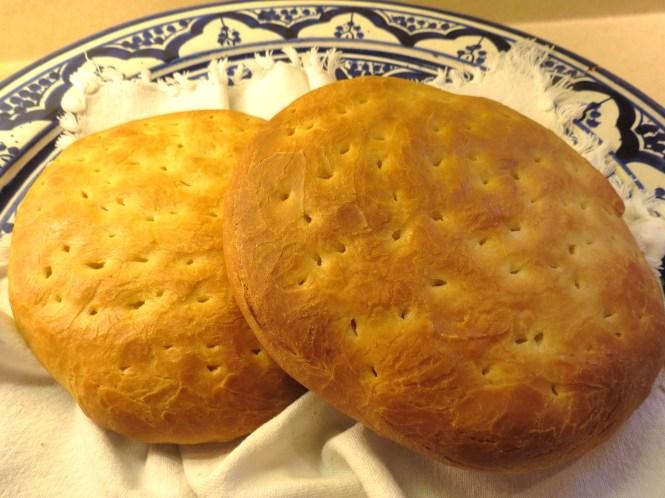 Khobz - Moroccan Bread - myyellowfarmhouse.com (2)