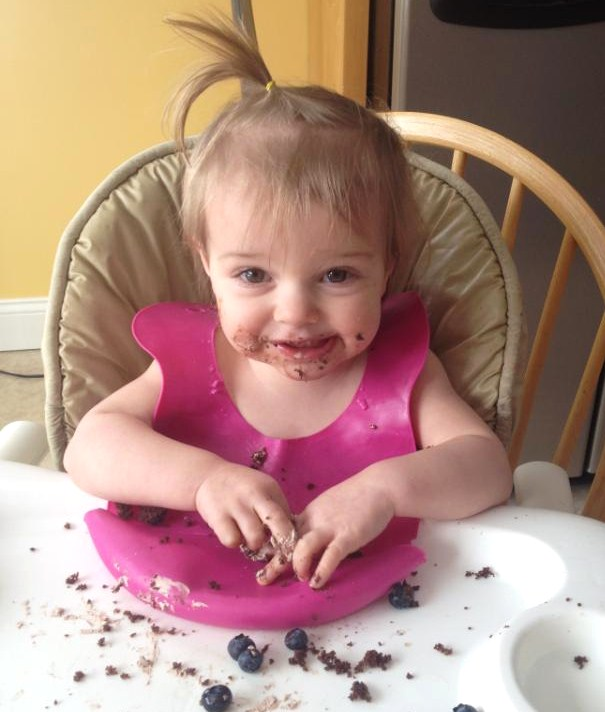 Little G. - The Happy Chocolate Cupcake Eater