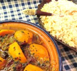 Moroccan Chicken and Rice Pilaf 2- - myyellowfarmhouse.com