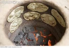 Tandori Oven for Cooking Naan - courtesy of Visual Photos.com