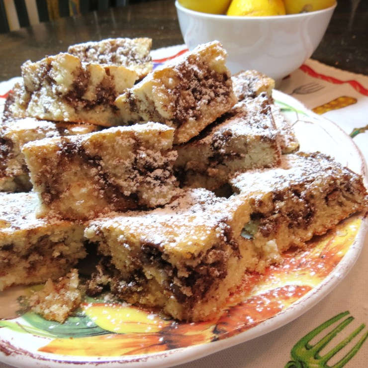 6 - Chocolate-Walnut Streusel Coffee Cake  myyellowfarmhouse.com