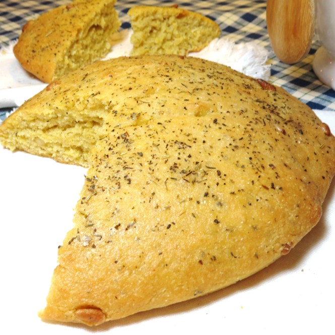 Name Bread' – – A dense, round loaf made with flour & cornmeal ...