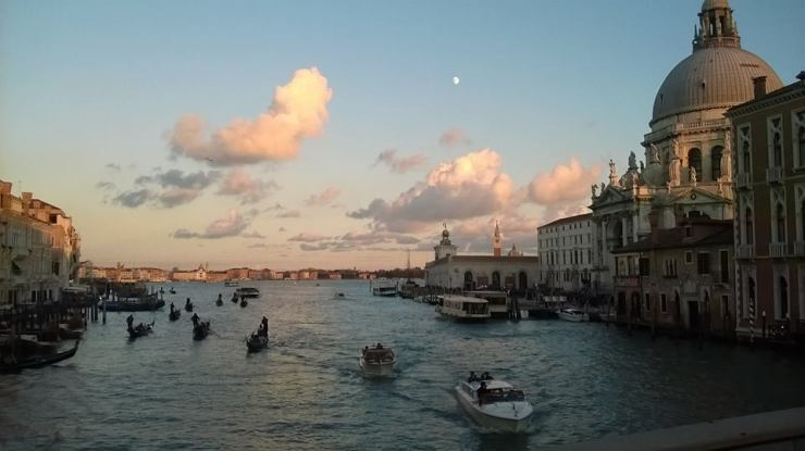 Venice - by Cecilia Ramirez