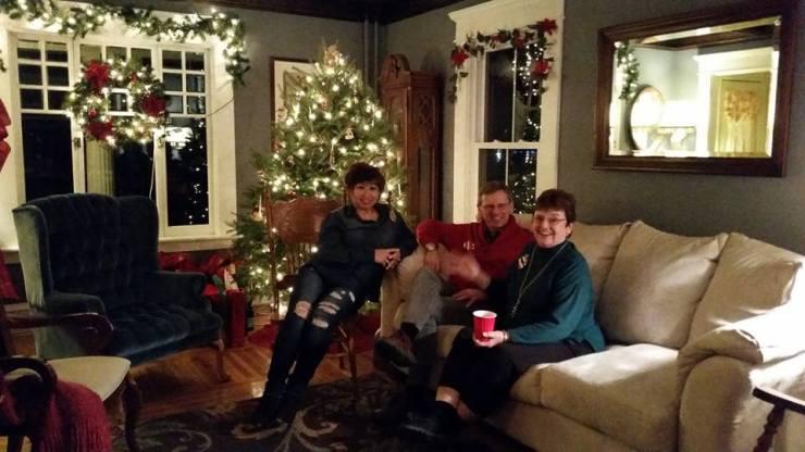 Christmas pary 2015