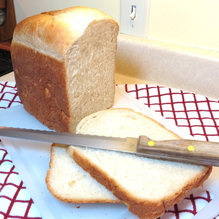 COPY -Five Star Bread - King Arthur Flour - Made in a Bread Machine