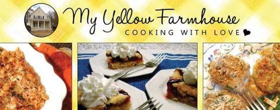 My Yellow Farmhouse - logo