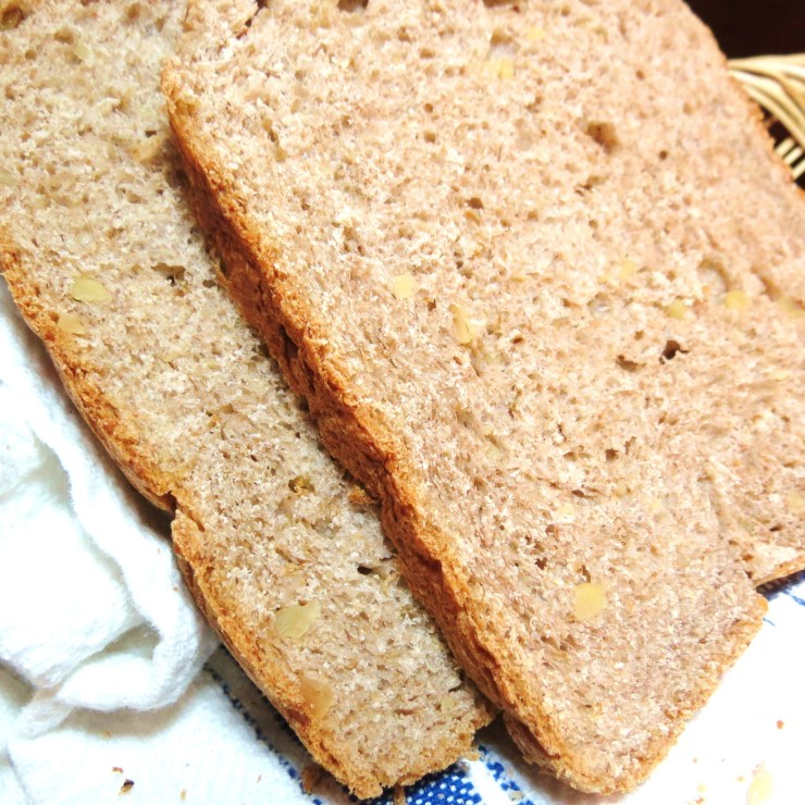 USE - A Heartier Version of 'Five-Star Bread' - myyellowfarmhouse.com