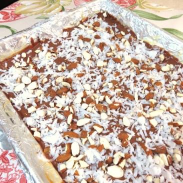 USE - 6 -Coconut Joy Cheesecake with Chocolate Cookie Crust - myyellowfarmhouse.com