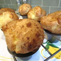 Popovers - 'Let me count the ways...'  (A new addition to The Popover Experiment.)