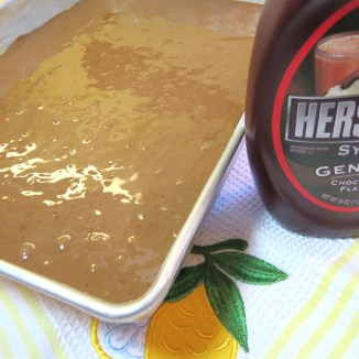 2 - Chocolate and Pistachio Swirl Cake - myfarmhouse.com